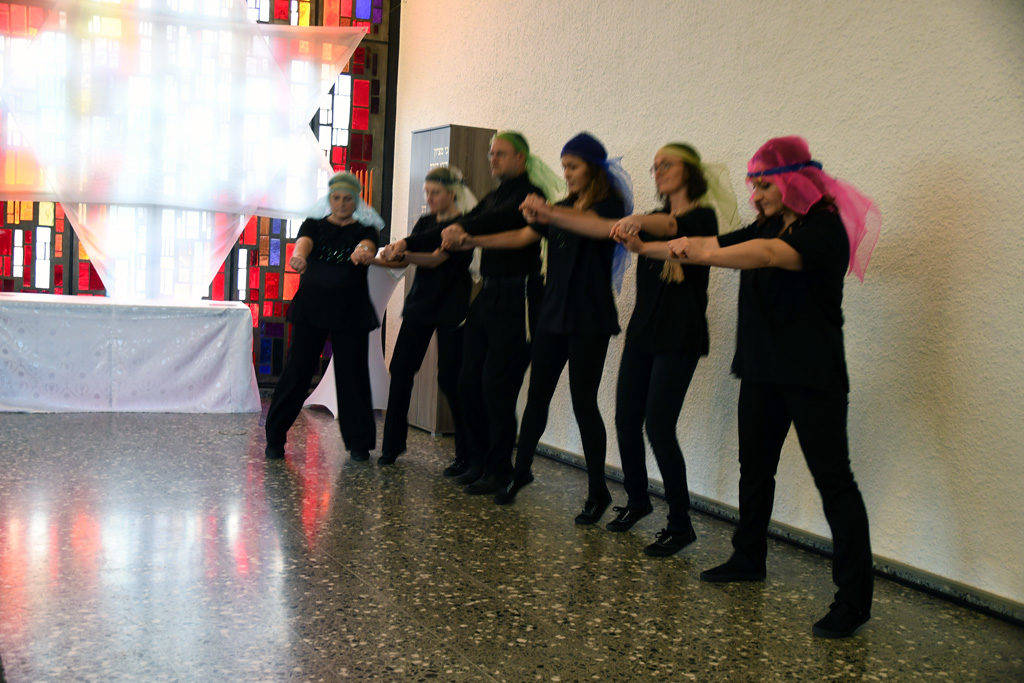 Маккавейский танец