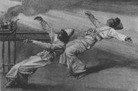 Tod von Nadav und Avihu durch fremdes Feuer